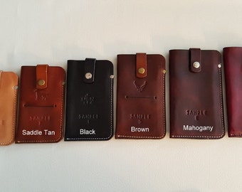 Blackberry Curve 9320 Leather Phone Cover Sleeve