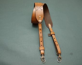 Camera Strap, Handcrafted Camera Strap, Personalized Leather Camera Strap, Nikon leather camera strap, Canon camera