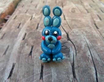 Five Nights at Freddys (FNAF) toy bonnie stuffie figurine