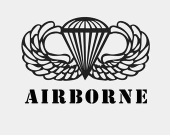 Paratooper - Airborne - Bodysuit or T-Shirt