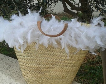 Basket chic and Bohemian