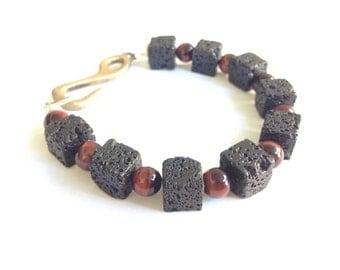 EARTH                                        Beaded bracelet by BeadNYC