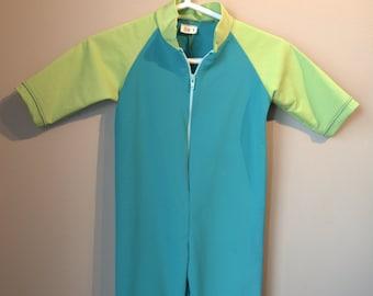 UPF 50+ One piece suit (Size 1)