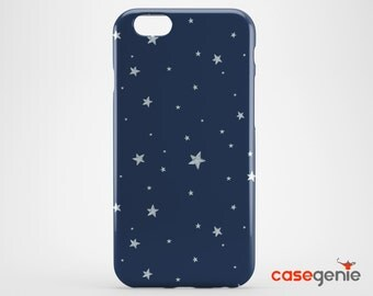 Night Sky and Hand Drawn Stars Case for iPhone 7 Plus 6 6s 5 5s 5c SE 4 4s iPad 2 3 4 Air 1 Mini Samsung Galaxy S7 S6 Edge S5 S4 Note 4 3 2