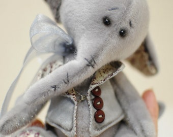 SALE !  Teddy Elefant