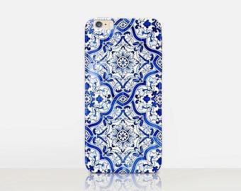 Moroccan Tile Phone Case  - iPhone 7 Case - iPhone 7 Plus Case - iPhone SE Case - iPhone 6S case - iPhone 6 case - iPhone 5 Case  Samsung S7