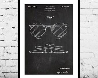 Eyeglasses Patent, Eyeglasses Poster, Eyeglasses Print, Eyeglasses Art, Eyeglasses Decor, Eyeglasses Blueprint p108