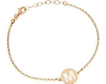 Capital letter Bracelet
