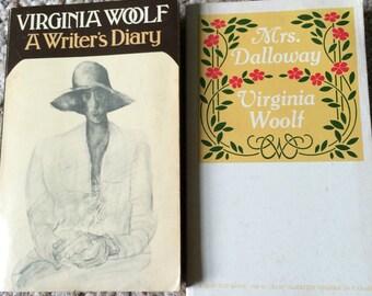Vintage Virginia Woolf set