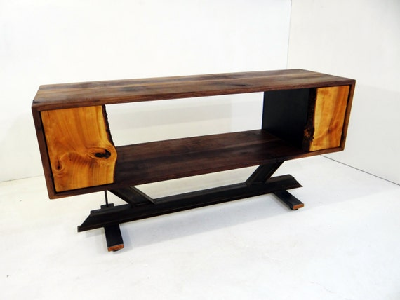 Custom Console Table Hall Table Behind Sofa Table Credenza