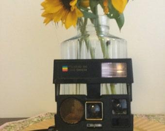 Polaroid 660 camera working
