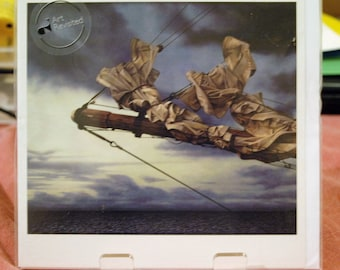 A Ship Called Three Flowers Card