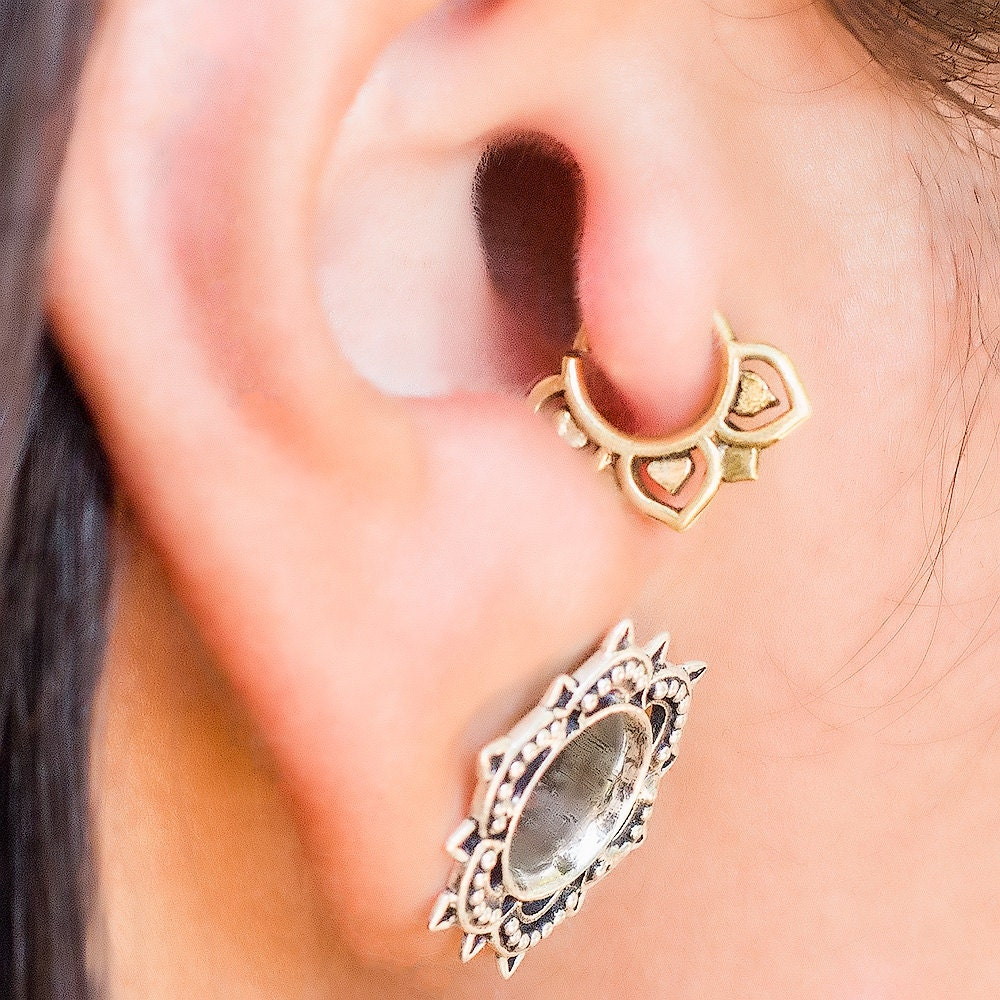 tragus jewelry hoops tragus earring cartilage hoop gold cartilage earring silver 1711