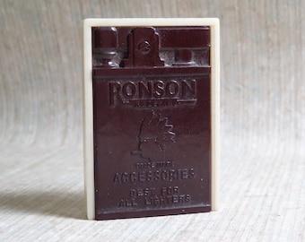 Ronson Lighter Accessories in Original Box