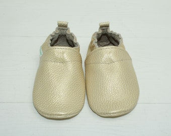 SALE -50% baby shoes girl,baby boy shoes,leather baby shoes,soft sole baby shoes leather ivory
