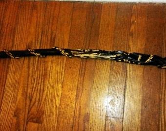 Vintage african walking stick ,