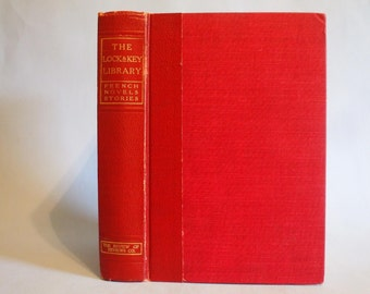 The Lock & Key Library French Novels Stories 1909