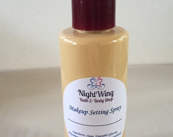 Setting Mist ~ Essential Makeup Setting Spray
