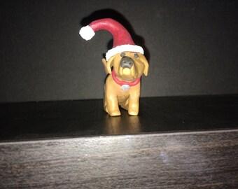 Santa's little helper (tan)