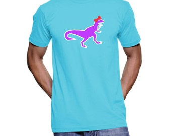 Girl Dinosaur T-Shirt