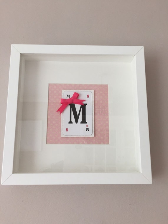 Playing Card Initial Frame
