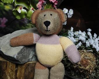 Spike the Teddy Bear