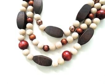 Queen of Woods necklace