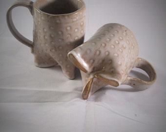 Mr and Mrs, matching mugs