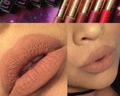 CONCRETE JUNGLE - Light Nude Peach - Silky Moisturizing Matte Liquid Lipstick