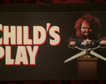 Ladies Child's Play Wallet