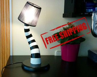 Beetlejuice Bedlamp