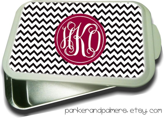 Design Your Own Cake Pan : Design Your Own Casserole Dish / Cake Pan with Monogram.