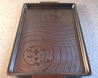 Mid Century Hostess Tray