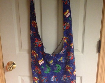 Marvel Comics Hobo Bag