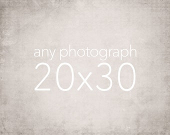 20x30 Photography Print, Extra Large Wall Art