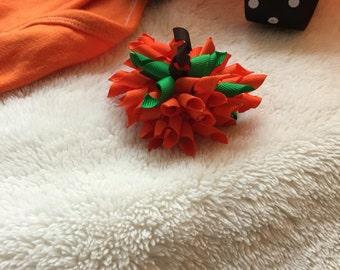 Pumpkin Tutu and Onsie