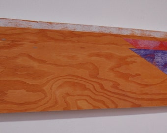 Colors on Wood #2
