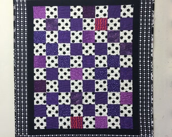 Baby quilt/wall hanging