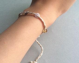 Stitch Bracelet