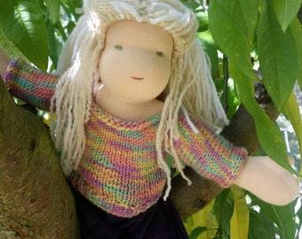 36 cm Steiner Waldorf Doll