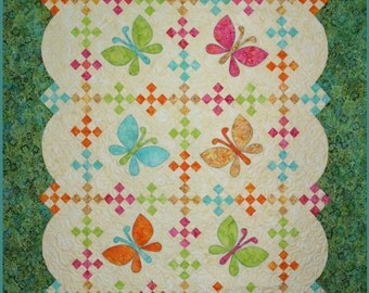Butterfly Breeze quilt pattern
