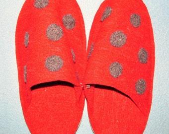Handmade slippers 37-39