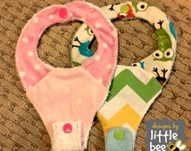pacifier bib dummy binky ITH 5x7 AND sewing pattern tutorial, .pdf in the hoop embroidery pes dst exp +more photo tutorial Instant Download!