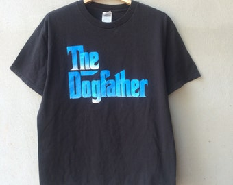 Vintage Snoop Dogg The Dogfather        90s Shirt