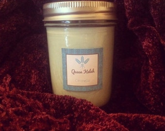 Sweet Strawberries Soy Candle (8 oz)
