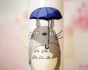 Totoro candle
