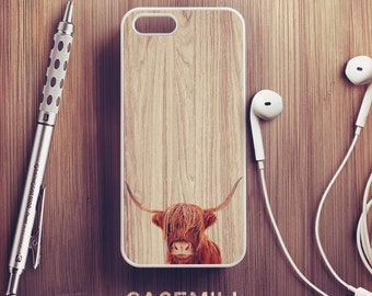 Highland Cow iPhone 6 Case Highland Cow iPhone 6s Case iPhone 6 Plus Case iPhone 6s Plus Case iPhone 5s Case iPhone 5 Case iPhone 5c Case