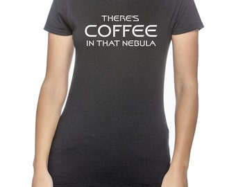 There's Coffee In That Nebula Star Trek Voyager Inspired Captain Janeway Kate Mulgrew Quote