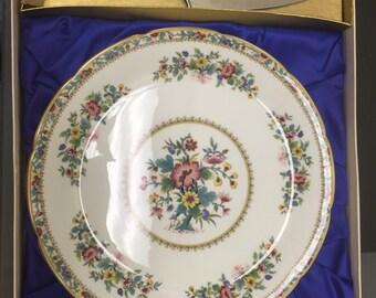 CoalPort Ming Rose Cake Plate & Server