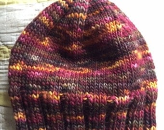 Toddler/Young Child slouch knit hat